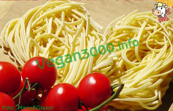 Foto numero 1 della ricetta Strangozzi with asparagus