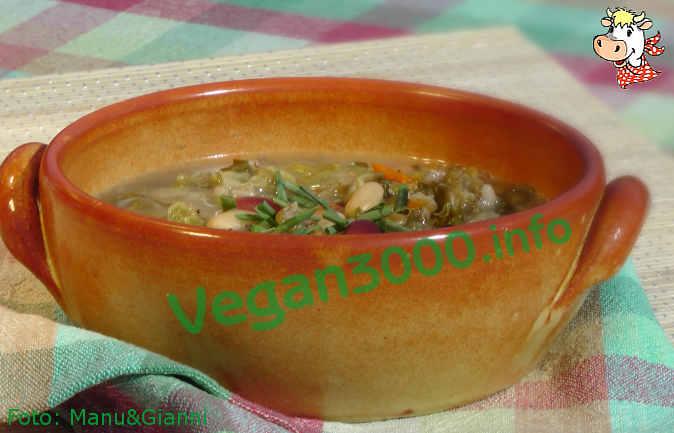 Foto numero 1 della ricetta Zuppa di pasta e fagioli