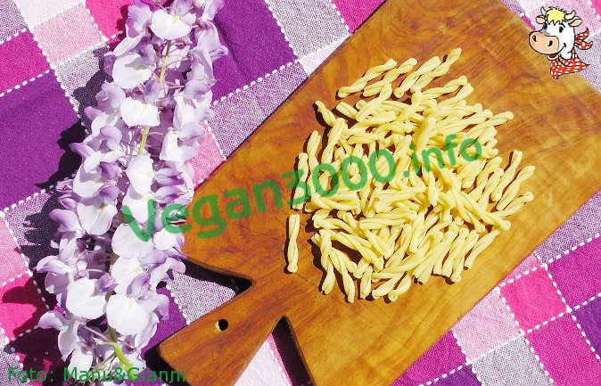 Foto numero 1 della ricetta Pasta with artichoke sauce