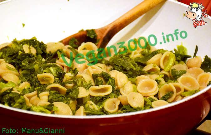 Foto numero 1 della ricetta Strascinati with turnip tops