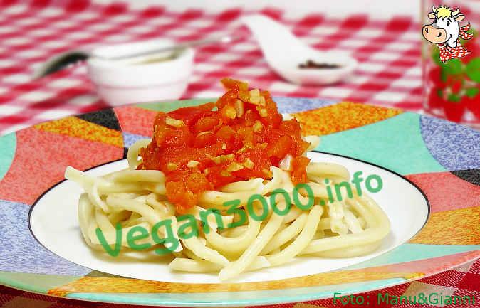 Foto numero 1 della ricetta Pici all'aglione