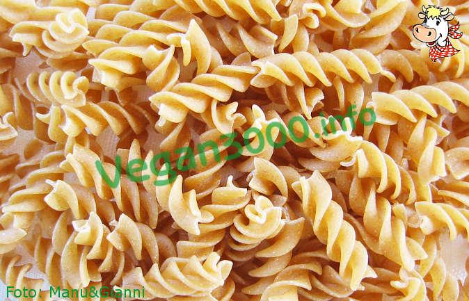 Foto numero 1 della ricetta Fusilli tofu and zucchini