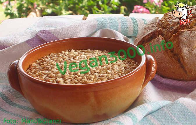 Foto numero 1 della ricetta Zuppa di farro con zucchine