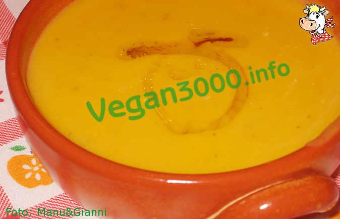 Foto numero 1 della ricetta Carrot curry cream