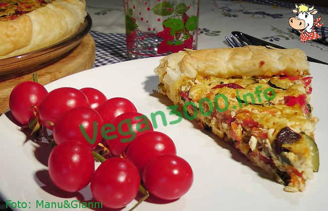 Foto numero 1 della ricetta Torta salata saporita