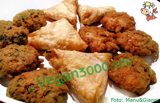 Foto numero 1 della ricetta Vegetable samosas