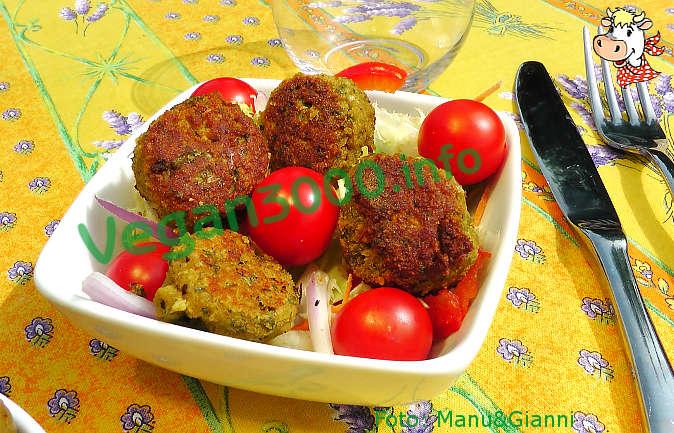 Foto numero 1 della ricetta Falafel (col trucco arabo)