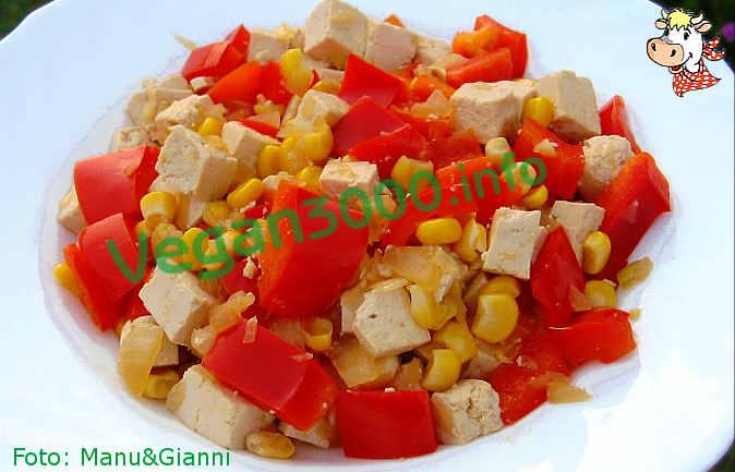 Foto numero 1 della ricetta Mexican style tofu