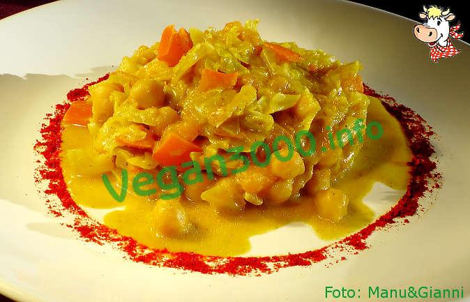 Foto numero 1 della ricetta Curry di ceci e verdure