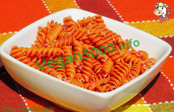 Foto numero 1 della ricetta Fusilli with pumpkin